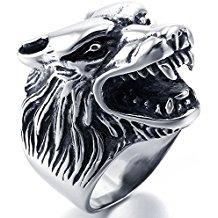 anillo de lobo