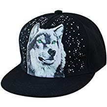 gorra de lobo
