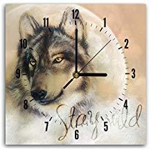 reloj de lobo