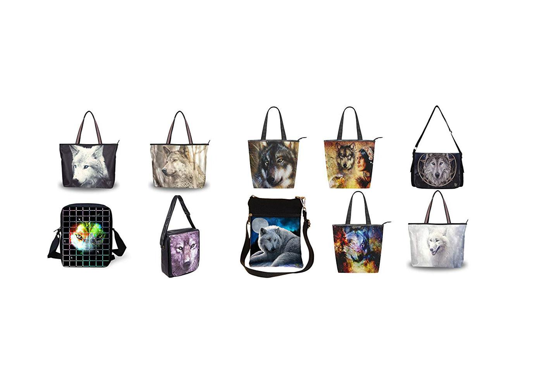 bolsos de lobos