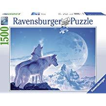 puzzle de lobos