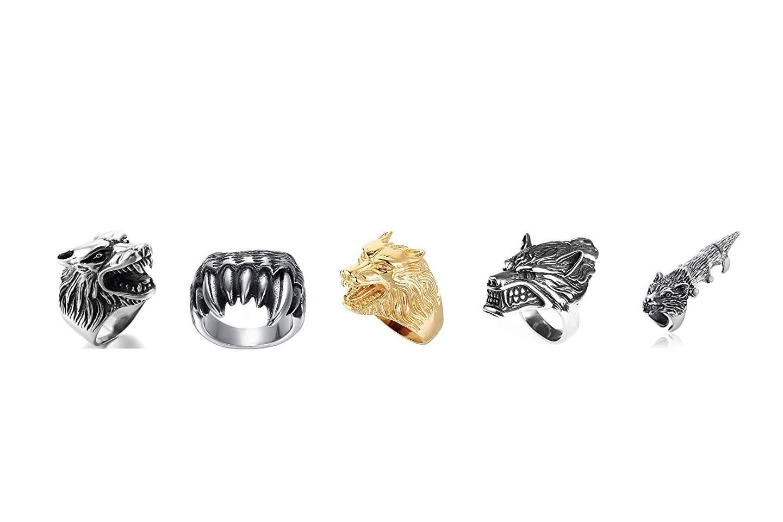 anillos de lobos