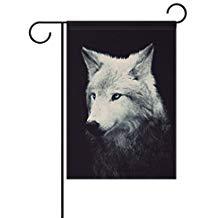 bandera de lobo
