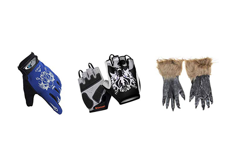guantes de lobos