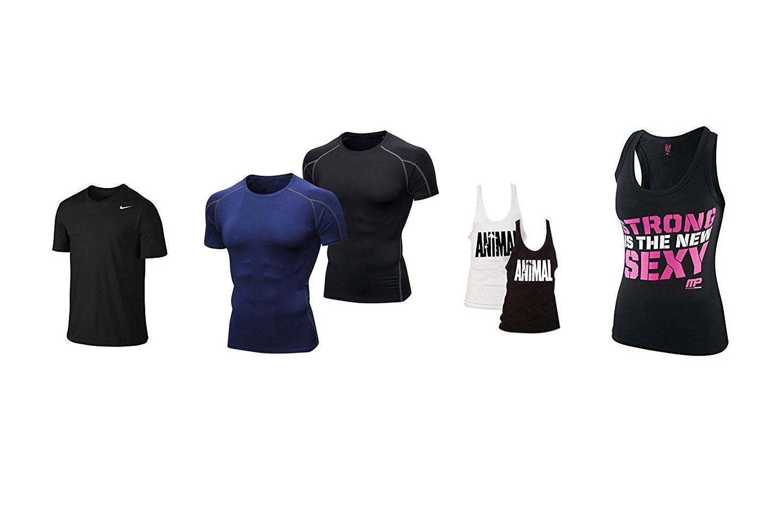 9c31bfe7ce2f8 Camisetas de Fitness - Gran variedad de diseños y a buen precio