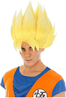 disfraz de dragon ball