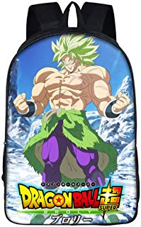 mochila de dragon ball